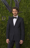 Christian Borle Arrives at 2015 Tony Awards Stock Images