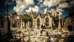 European Christian burial royalty free stock photos