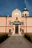Christian cathedral in Tomsk, Russia Stock Photography