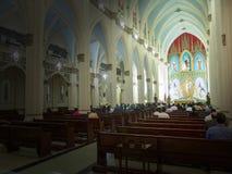 Christian Catholic Mass, les gens, religion images libres de droits