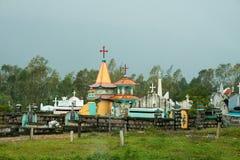 Christian Cemetery, Vietnam, Travel, Asia Stock Image