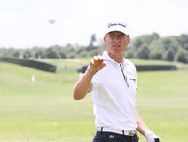 Christian Cevaer at Andalucia Golf Open, Marbella Stock Photo
