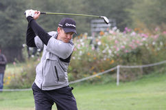 Christian Cevaer, Vivendi golf cup, sept 2010 Royalty Free Stock Photography