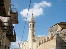 Christian Church antico Fotografia Stock Libera da Diritti