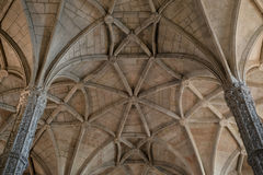 Christian church ceiling Stock Image