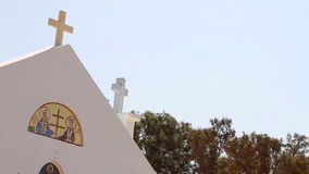 Christian Church stock video footage