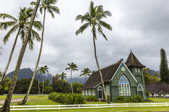 Christian church in Hawaii Royalty Free Stock Photography