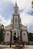 Christian church in Ho Chi Minh Stock Images