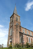 Christian church in hombourg Stock Images
