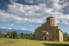 Christian Church i Kaukasuset Arkivbild