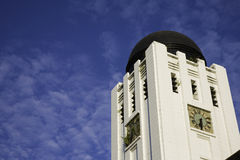 Christian church in medan Royalty Free Stock Images