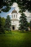 Christian Church. Orthodox Christian Church in Romania Stock Photos