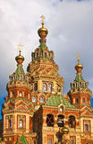 Christian church in Russian Federation Stock Photo