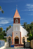 Christian church in Vietnam Royalty Free Stock Images