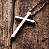 Christian cross Stock Photos