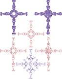 Christian Cross Design Imágenes de archivo libres de regalías