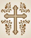 Cross royalty free illustration