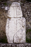 Christian Cross in Laodicea Royalty Free Stock Photos