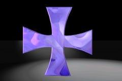 Christian Cross Symbol Royalty Free Stock Photos