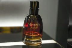 Christian Dior Fahrenheit Imagens de Stock
