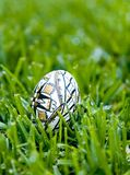 Christian Easter eggs Royalty Free Stock Image