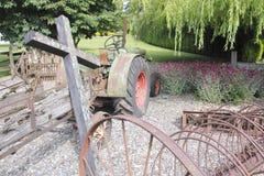 Christian Faith Display rural Imagen de archivo libre de regalías