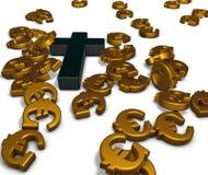 Christian finances Royalty Free Stock Image