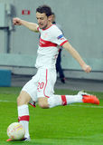 Christian Gentner of VfB Stuttgart Stock Photography