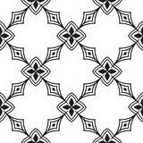 Christian geometric pattern seamless Stock Photos