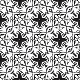 Christian geometric pattern seamless Royalty Free Stock Images