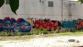Christian Graffiti Imagen de archivo