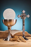Christian holy communion Royalty Free Stock Photo