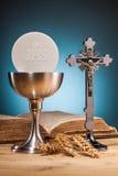 Christian holy communion Royalty Free Stock Photo