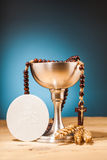Christian holy communion Royalty Free Stock Photography