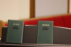 Christian hymns Stock Photos