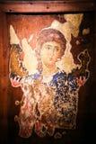 Christian Icon al museo nazionale georgiano - Tbilisi Immagini Stock