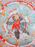 Christian iconography in cappadocia Royalty Free Stock Images