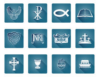 Christian Icons Stock Photo