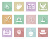 Christian Icons Royalty Free Stock Photography
