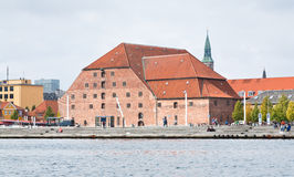 Christian IV's Brewhouse in Copenhagen, Denmark Royalty Free Stock Image