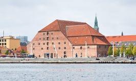 Christian IV's Brewhouse in Copenhagen, Denmark Royalty Free Stock Image