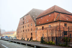 Christian IV`s Brewhouse, Copenhagen Royalty Free Stock Images