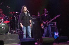 Christian Kane in Concert Royalty Free Stock Photo