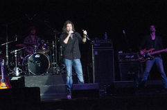 Christian Kane in Concert Stock Photo