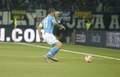 Christian Maggio Young Boys Berne v FC Naples Liga Europa Royalty Free Stock Photo