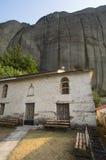 Christian Monasteries vaggar in Arkivbilder