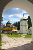Christian monastery Royalty Free Stock Image