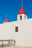 Christian monastery at Acre, Israel Royalty Free Stock Photos