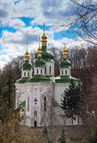 Christian monastery Royalty Free Stock Photos