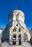 Christian Orthodox Church of Beheading of St. John the Forerunner in Kolomenskoye, Russia, Moscow.  Stock Photography